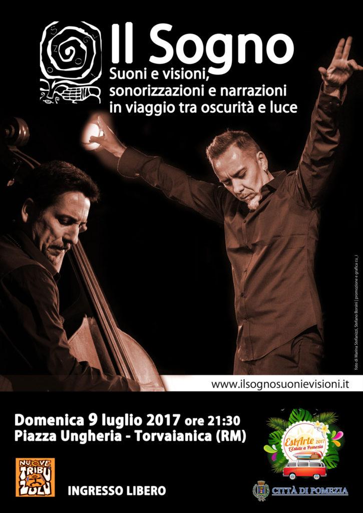Il Sogno in concerto - Torvaianica 9 luglio 2017